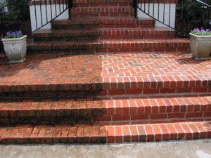 brick pressure wash opelika