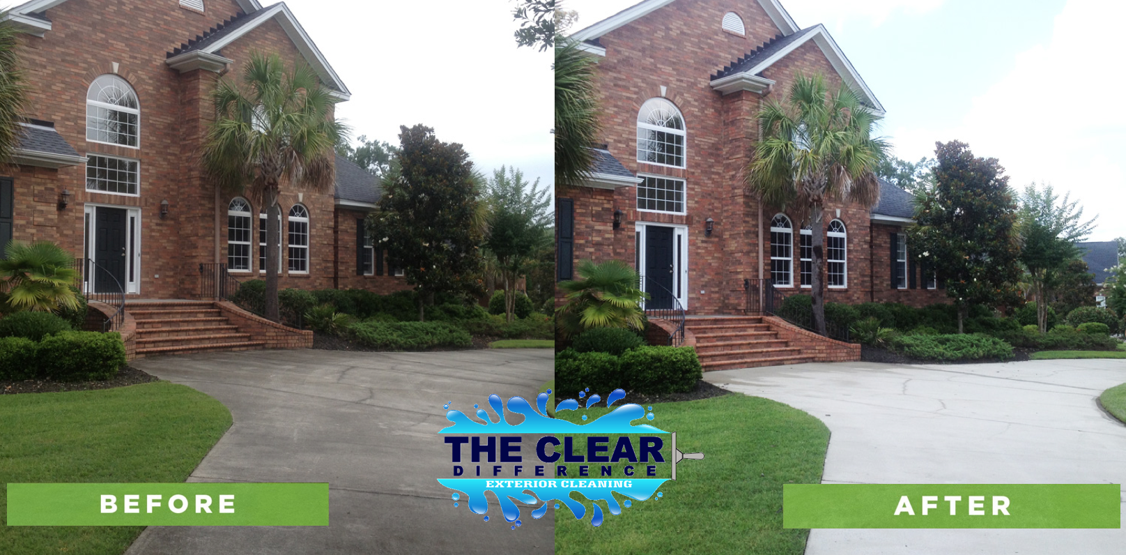 the best pressure washing business best value in auburn opelika alabama