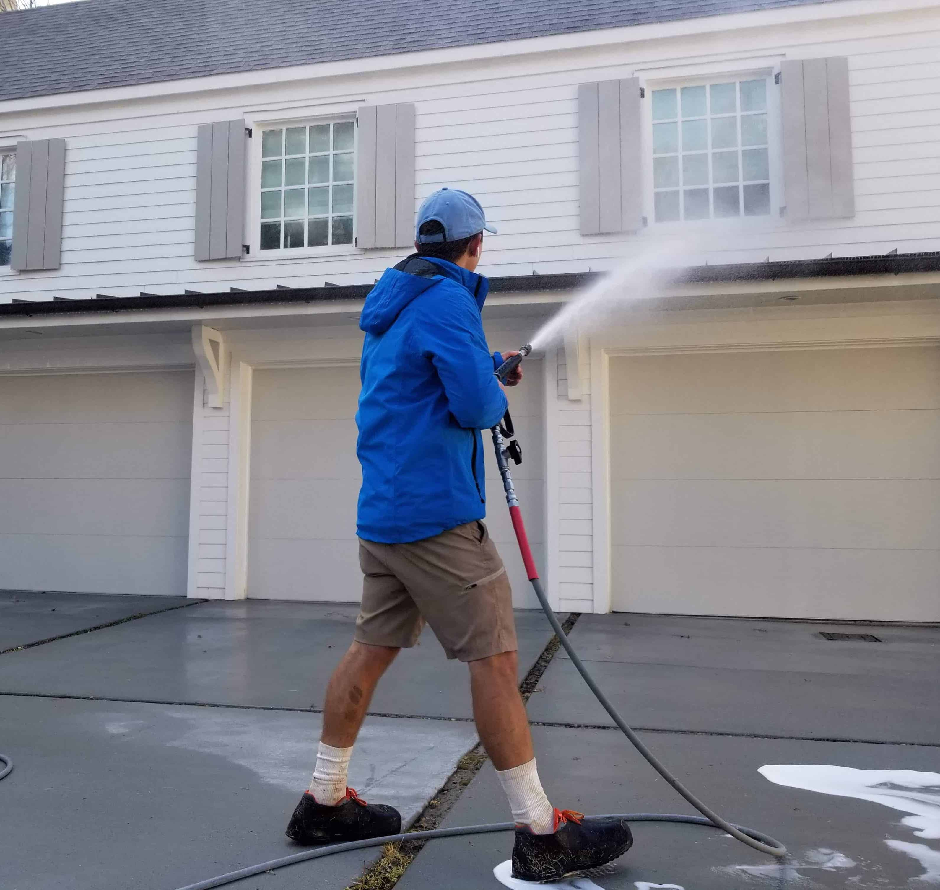 house washing in auburn al Alabama