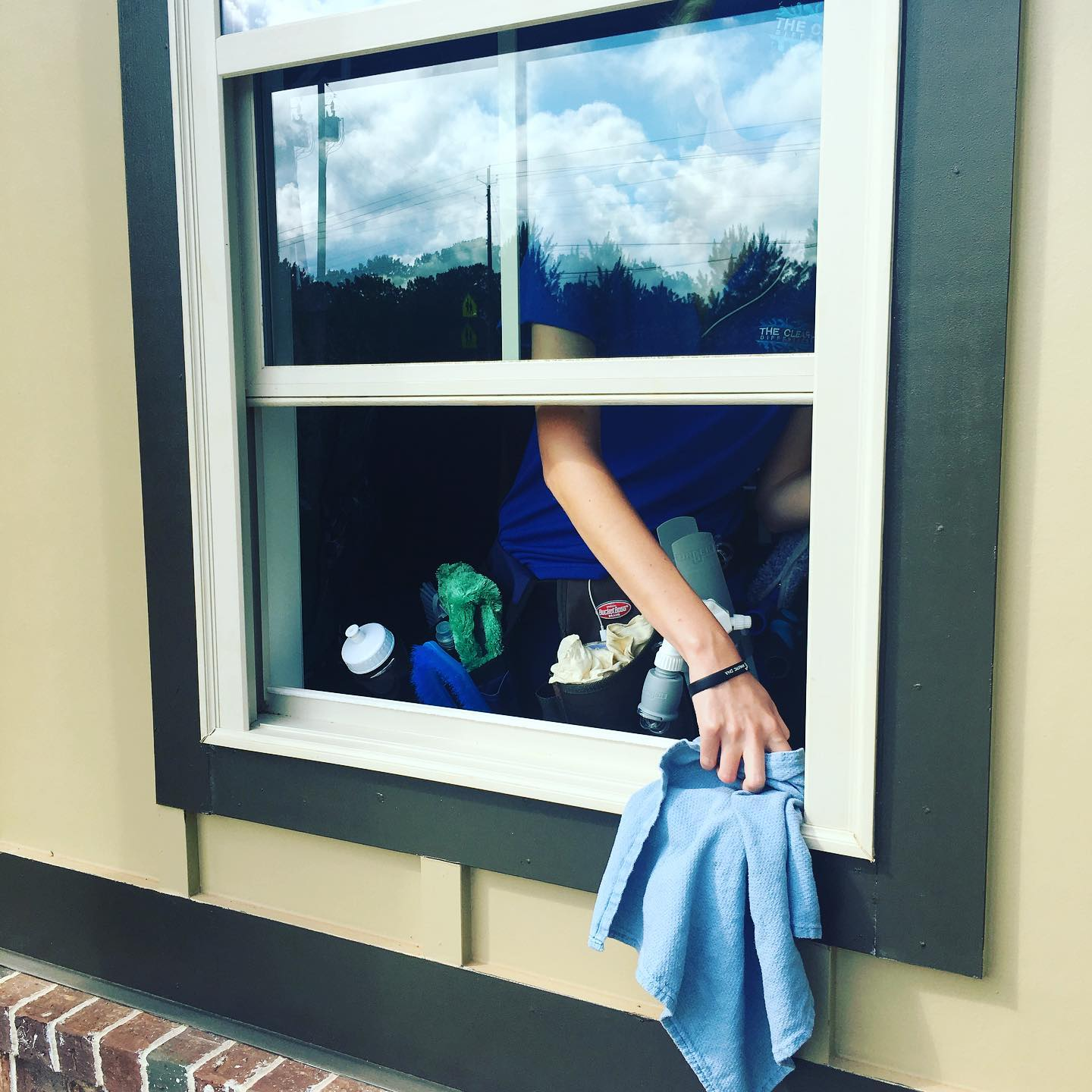 interior exterior window washing cleaning auburn alabama
