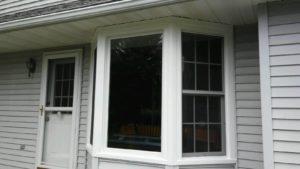 money saving homeowner window screen install