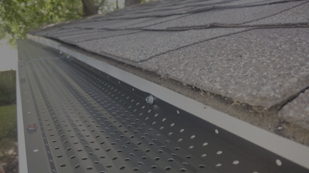 the best gutter guards for home business universal easy to install effective